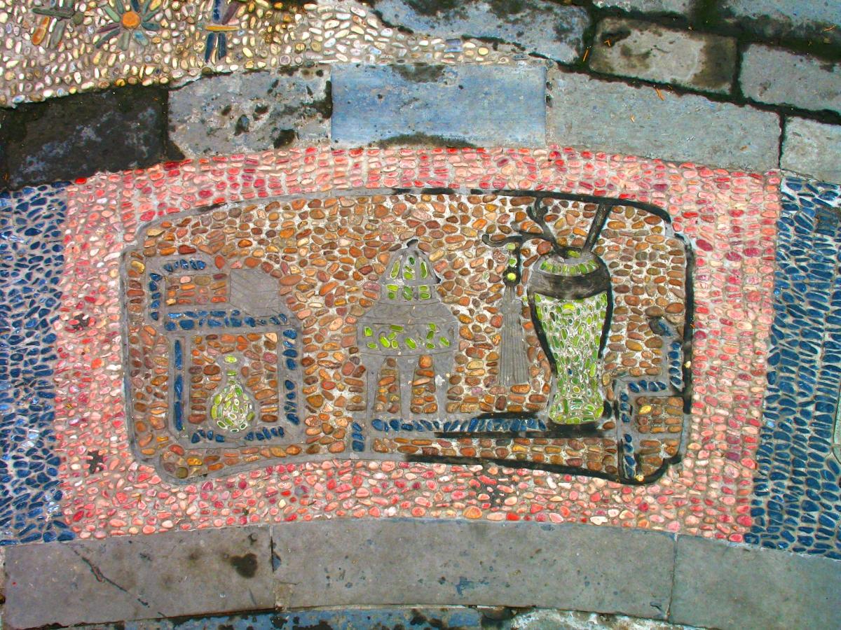 Summer Palace Mosaic