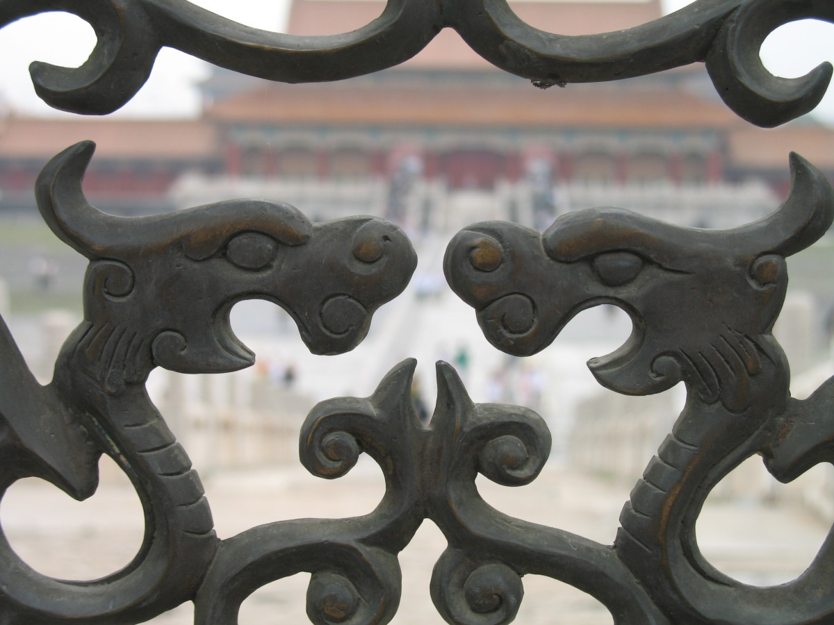 Forbidden City Dragons