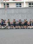 Beijing Marchers