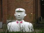Yi Hao Di sculpture