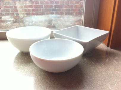 Three Bowls, No Fit