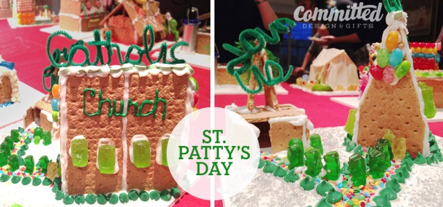 St. Patrick's Day House