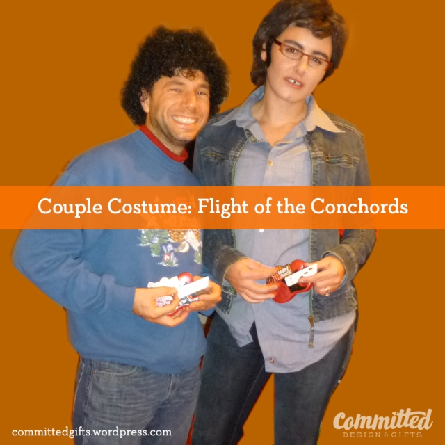 Flight of the Conchords costume
