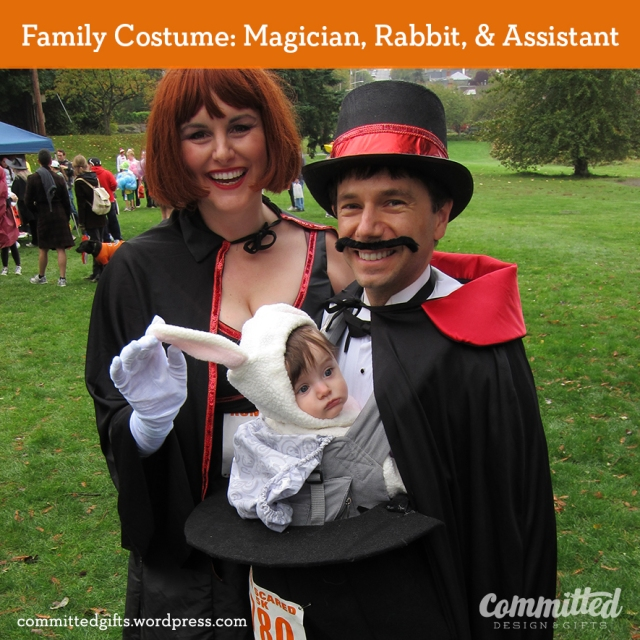 Magician costume for baby