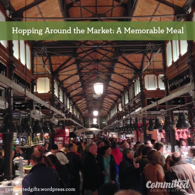The Mercado de San Miguel