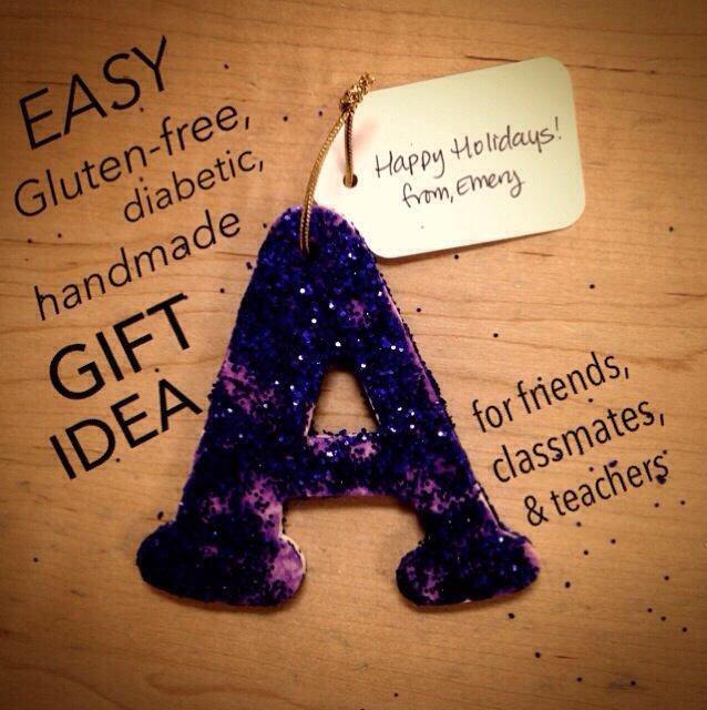 DIY ornament gift