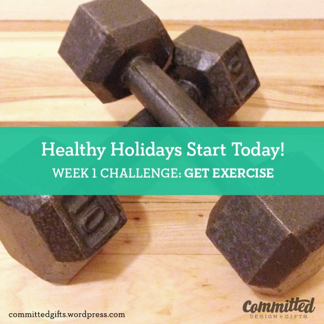 Work out during the holidays