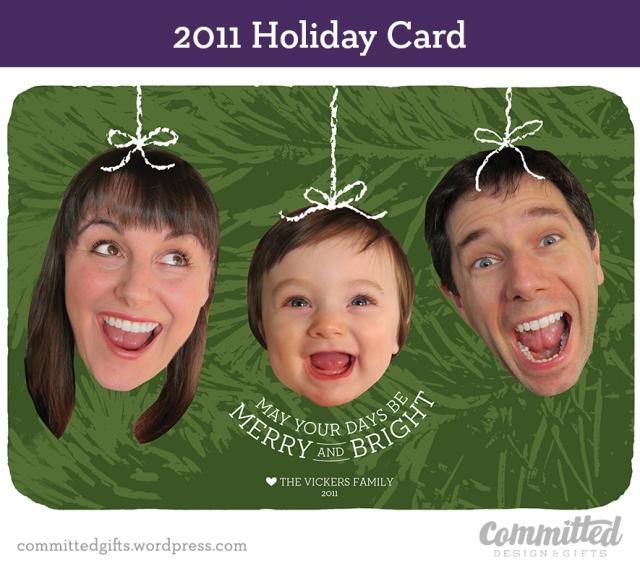 Holiday card 2011.