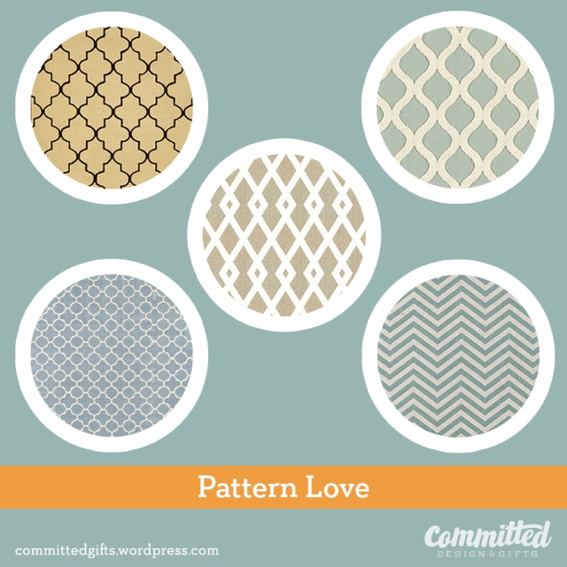 Patterns for painting shade